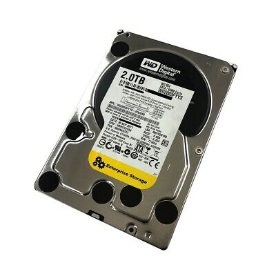 "2TB Western Digital Enterprise Grade 3.5"" Internal Hard-Drive SATA (WD2003FYYS)"