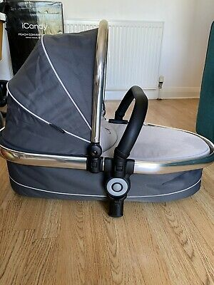 Icandy Peach Twin Carrycot