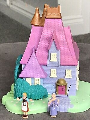 Vintage Polly Pocket Disney Cinderella Stepmother's House 98% Complete