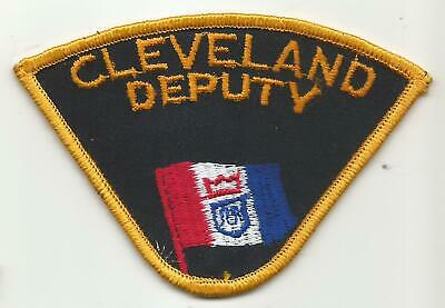 Cleveland OHIO OH police deputy bailiff court patch