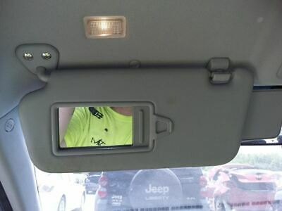 Driver Sun Visor Illumination Without Sunroof Fits 06-11 ACCENT 1534517