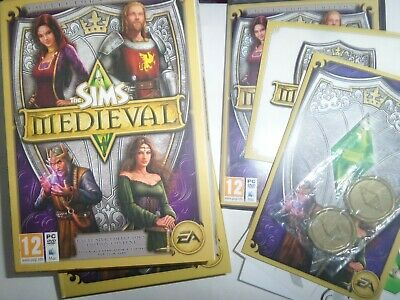 The Sims Medieval Limited Edition PC