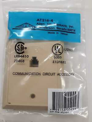 Allen Tel Products AT216-4 Communication Circuit Accessory
