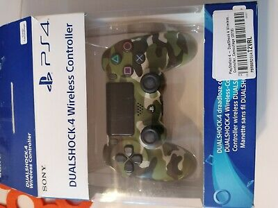 Sony PlayStation ps4 controller  Dualshock 4 gamepad - GRÜN Camouflage