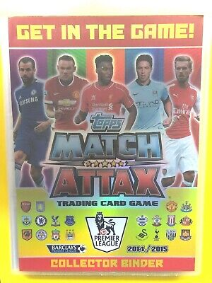 Topps Match Attax 2014/2015 - Club Badge, Duo & Man of the Match (MOTM) Cards