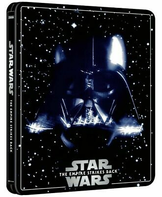 Steelbook Star Wars Episode V – The empire strikes back - 4K - Zavvi - 03 aug 20