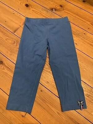 Oilily Girls Blue Leggings Age 4 Years / 104