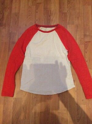 Johnnie B Girls Baseball Top Age 9-10 Yrs ( Boden )