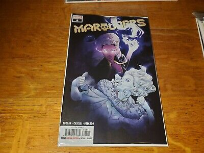 MARAUDERS 8 2020 DX Main cover A 1st Print Marvel NM