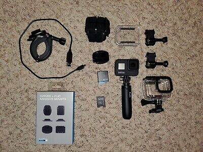 GoPro Hero 8 Black with lots of accessories!