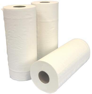 Paper Bed Sheet Roll- Versatile 50cm x 50M Perforated- Carton 6