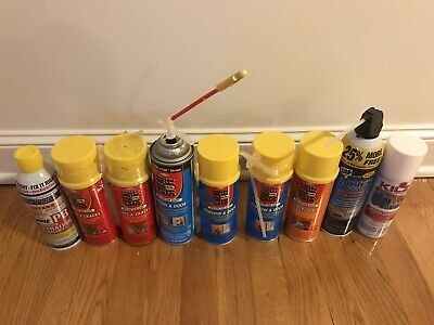 9 Piece Aerosol Foam Sealant, Windows & Doors, Upshot New & Used