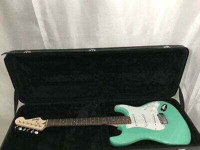 Squier Special Edition Bullet Stratocaster SSS Electric Guitar & HSC *ISSUE Ufix