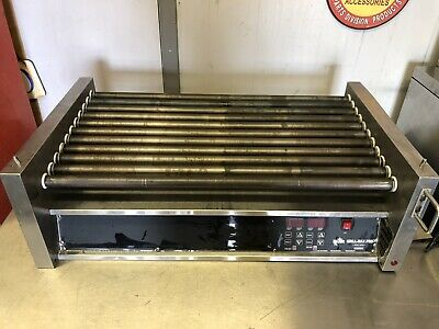 Star Grill Max Pro Commercial Hotdog Cooker Warmer