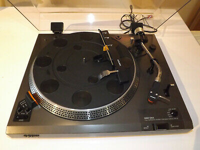 Sony PS22 Full Automatic Stereo Turntable System