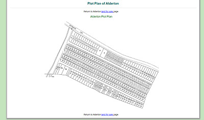 Plot of Land for Sale - Hobnails, Little Washbourne, Tewkesbury - Plot 26d