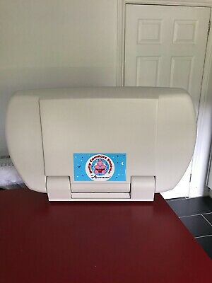 Avmor Wall Mounted Baby Changing Table