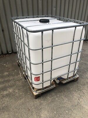 Ibc Tank, Water Container 1000lt