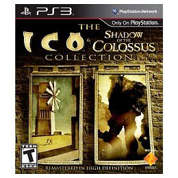 The Ico & Shadow of the Colossus Collection - Sony PS3 Action / Adventure Game