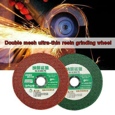 4Inch Resin Cutting Disc Metal Cut Off Wheel For Rotary 2019 Tool F3S9 F8Z7 G0K9