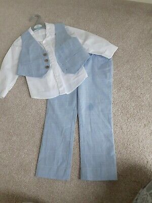 Baby Boys Marks And Spencer Suit