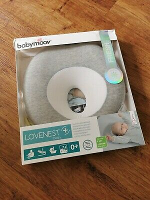 Babymoov Love nest Fresh 0+ Excellent Condition In Box
