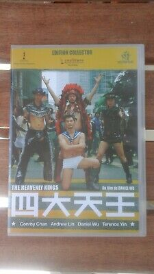 DVD The Heavenly Kings édition collector comme neuf film de Daniel Wu zone 2