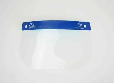 Safety Face Shield Reusable Full FaceShield Clear Washable Face Mask Anti-Splash