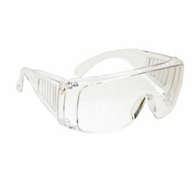 Reusable Eye Protection Medical Clear Plastic Glasses Work Safety PPE Protective