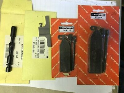 Brand New Mitutoyo And Brown & Sharpe Tools - (4) Pcs