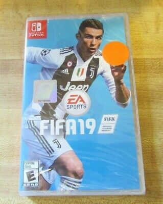 FIFA 19 (Nintendo Switch) Brand New Sealed Soccer/Football Video Game, Free Ship