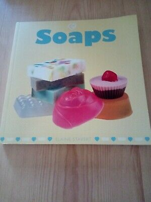 Soap Making Book - Recipes, Techniques, Designs, Blending, Melting, Layering,Etc