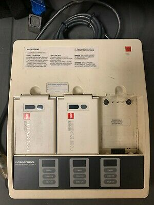 Physio-Control Lifepak 12 Battery Support System 2 (VBSS2-02-000009)