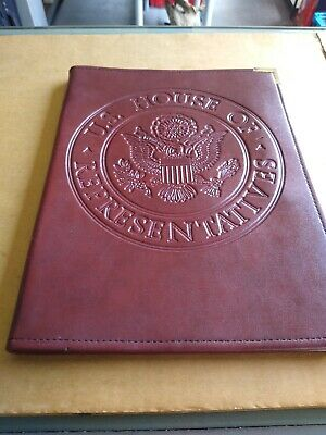 U.S. House Of Representatives Folder