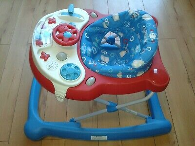 GRACO BABY ACTIVITY WALKER...As New