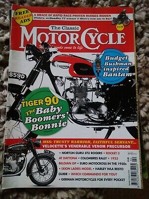 The Classic Motorcycle Magazine February 12