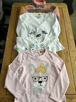 Girls Bundle 5-6 Years Joules, Little Dickins & Jones.