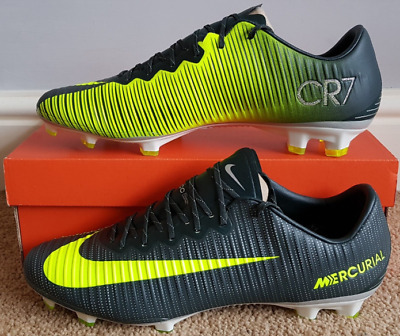 CHAUSSURES FOOTBALL NIKE Mercurial Vapor XI CR7 Taille 44