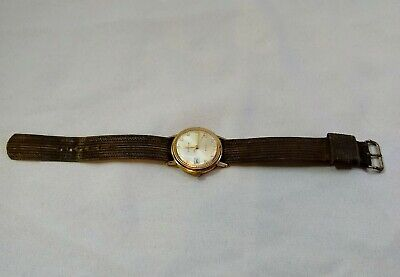 Mens Vintage Water Resistant Timex Watch with Original Band!
