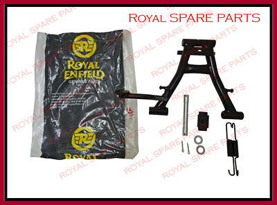 Royal Enfield GT Continental 535 Center Stand & Spindle Kit