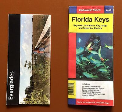 Everglades/Florida Keys Maps/Guides