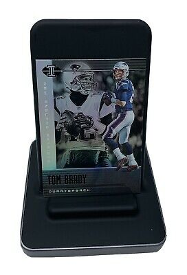 2019 Panini Illusions Tom Brady #65! New England Patriots