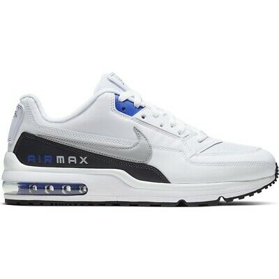 Nike Air Max Ltd 3 White/LT Smoke Grey-Game Royal Eu43