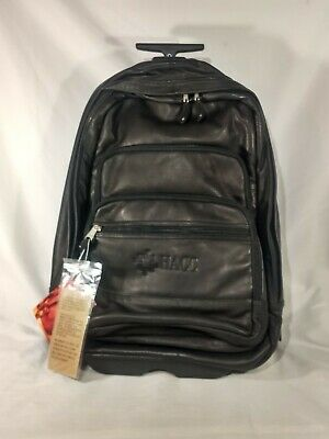 "Canyon Outback Leather Goods Wheeled Travel Backpack Fits 17"" Laptop Make Offer"
