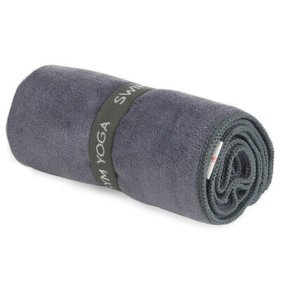 NEW A.Trends Sports Towel Charcoal