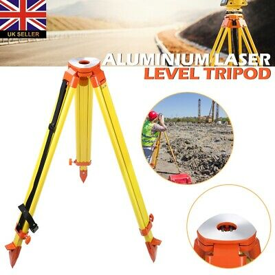 Tripod Construction Survey Stand For Leica Topcon Dumpy Aluminium Laser Level UK