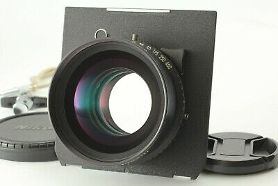 [Near Mint] Nikon Nikkor W 210mm f/5.6  Large Format 4x5 5x7 Lens Copal 1 Japan