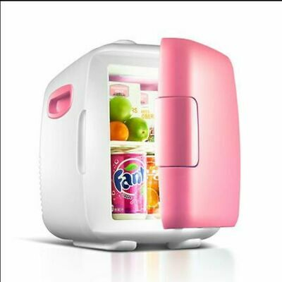 Household Car Electric Refrigerator Mini Portable Cooling Warming Travel Machine