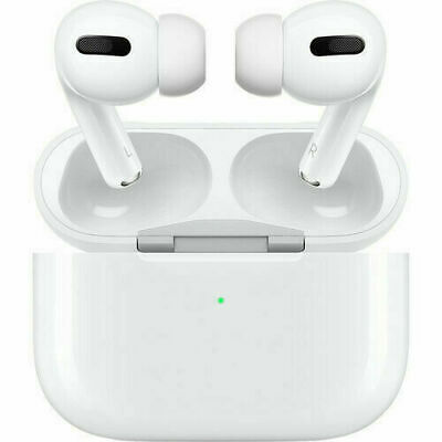 😜 Apple AirPods Pro with Wireless Charging Case MWP22AM/A WHITE🍎