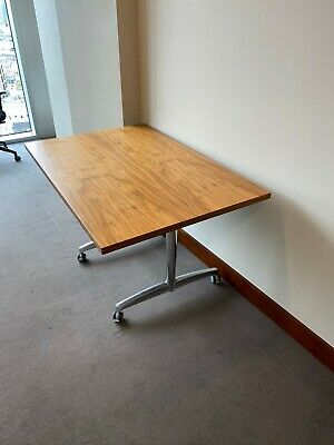 Fold-Up Meeting Room Table